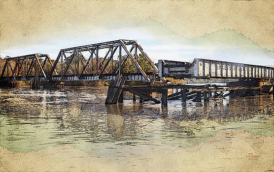 Altamaha Park Trestle by Jim Ziemer