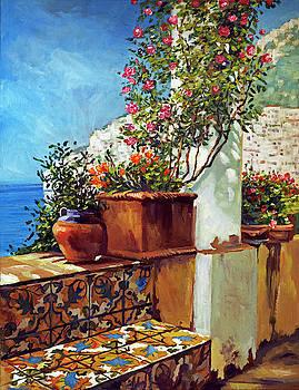 Amalfi Coast Impressions by David Lloyd Glover