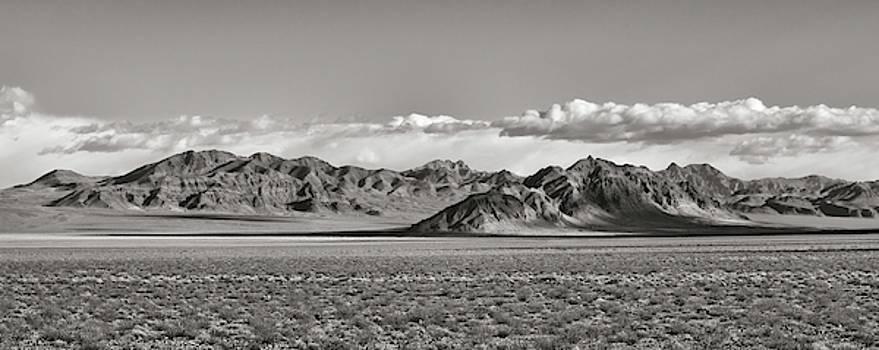 Amargosa Mountains by Allan Van Gasbeck