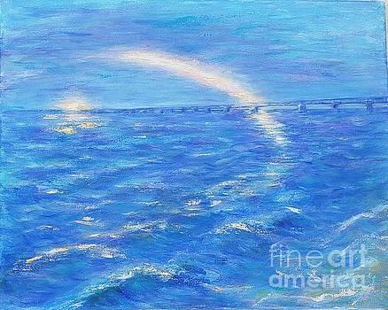 Amazing Ocean by Olga Malamud-Pavlovich