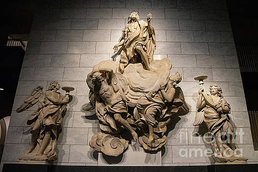 Wayne Moran - Amazing Sculpture Art From The Museum of the Works of el Duomo Florence Italy