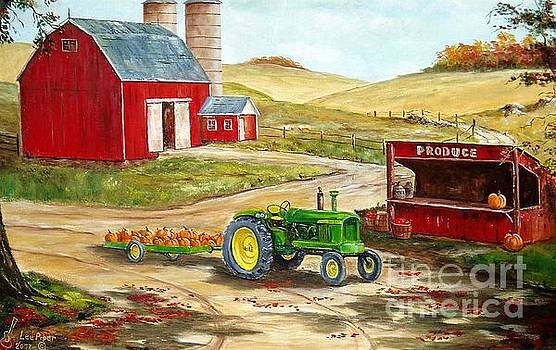 American Farm Life by Lee Piper