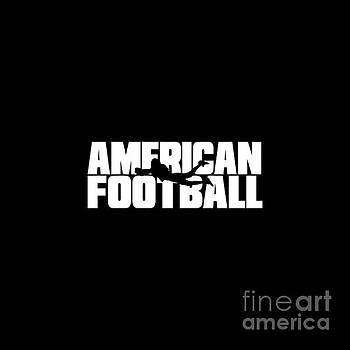 American Football player - text by My Gig