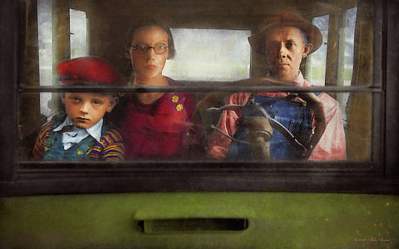Mike Savad - Americana - Are we there yet 1941