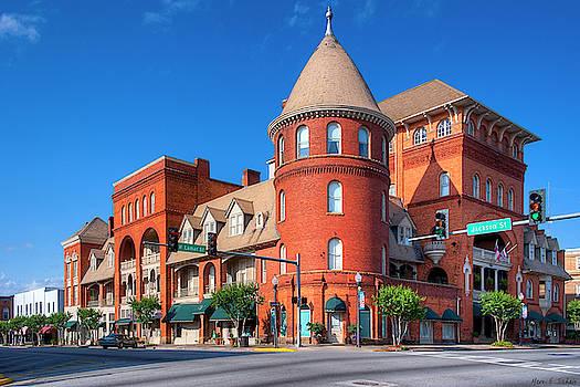 Mark E Tisdale - Americus Windsor Hotel - Victorian Grandeur In Georgia
