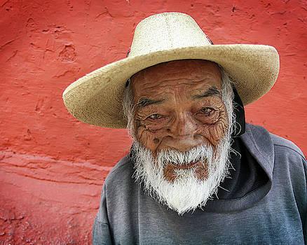 Amigo Viejo by Bruce Herman