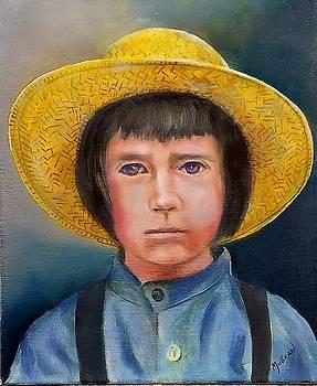 Amish Boy by John Neal Mullican