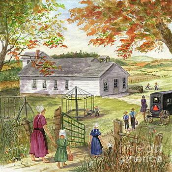 Marilyn Smith - Amish School Days