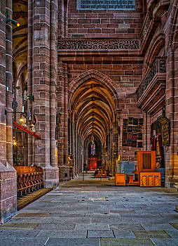 Amped Up Arches by Tom Gresham