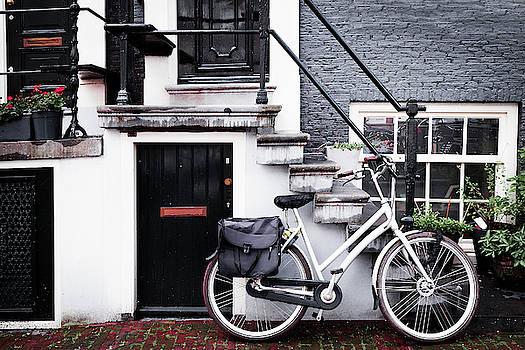 Amsterdam Entrance by Andrew Soundarajan