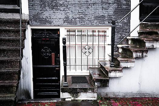 Amsterdam Facade by Andrew Soundarajan
