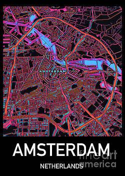 HELGE - Amsterdam City Map