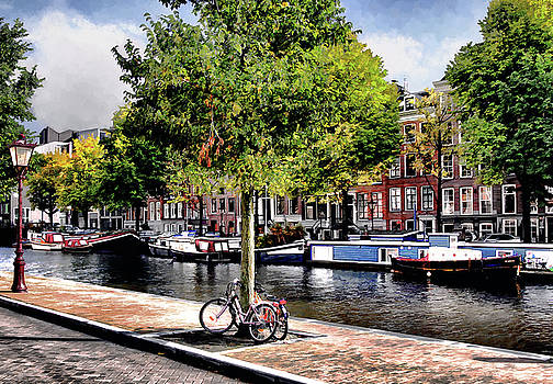 Amsterdam by Jim Hill