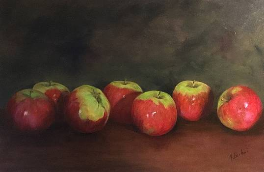 An Apple A Day by Anne Barberi