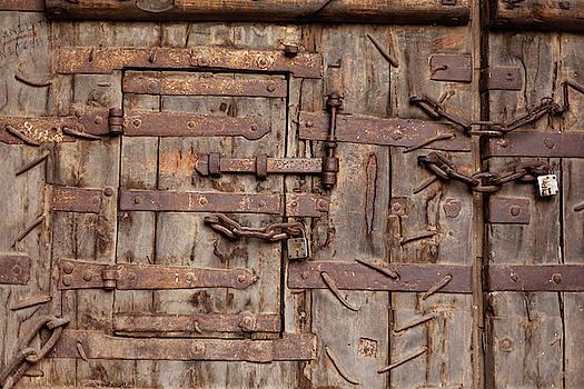 Ancient Gateway by Fran Riley