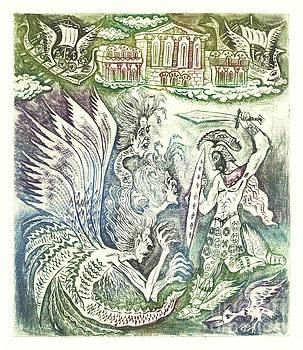 Ancient Greek legends by Milen Litchkov