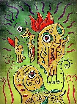 Ancient Spirit by Sotuland Art