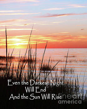 Sharon Williams Eng - And the Sun Will Rise Card