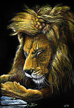 Androcles' Lion by William Underwood