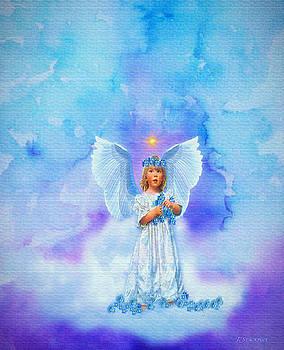 Angel Above  by Jennifer Stackpole