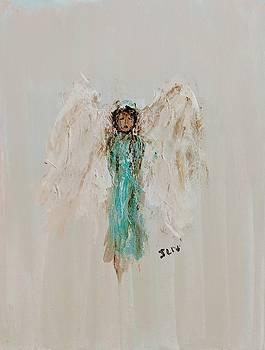 Angel for strength by Jennifer Nease