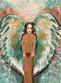 Angel Heart by Roseann Amaranto