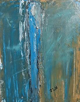 Angel of thoughtfulness by Jennifer Nease