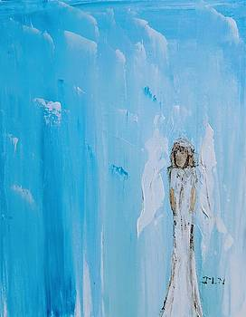 Angel of simplicity by Jennifer Nease