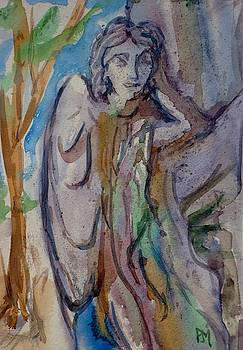 Angel in Blue Jeans by Pete Maier