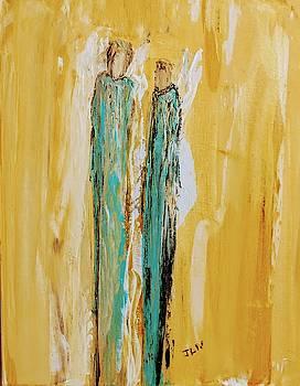 Angels Bring God's Love by Jennifer Nease