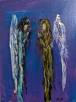 Angels for protection by Jennifer Nease