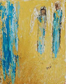 Angels unite by Jennifer Nease