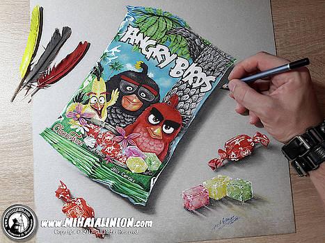 Angry Birds  by Mihai Alin Ion