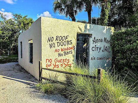 Anna Maria City Jail by Doug Camara