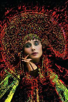Anna Pavlova. by Andy Za