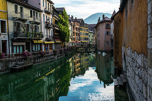 Annecy Riverway by Tailor Hartman