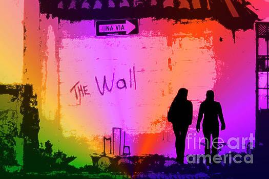 Another Brick In .......  2 by Al Bourassa