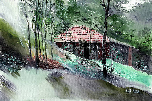 Another Farm House by Anil Nene