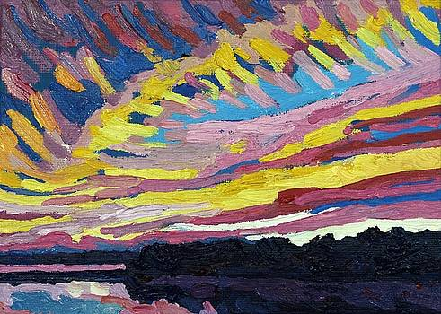 Phil Chadwick - Another Sunset Revolution