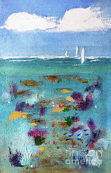 Another World VII In the Shallows by Sharon Williams Eng