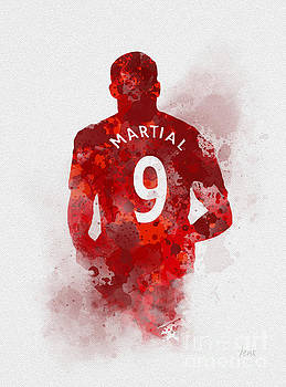 Anthony Martial by My Inspiration