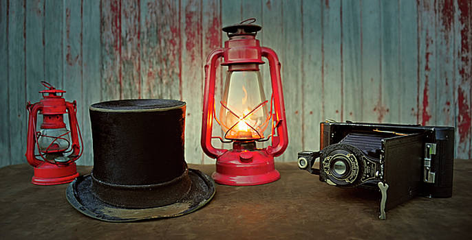 Antique Stories - Night Watch by Jayson Tuntland