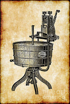 Antique Washer by Billy Knight