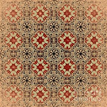 Antiqued Pattern by Susan Lafleur