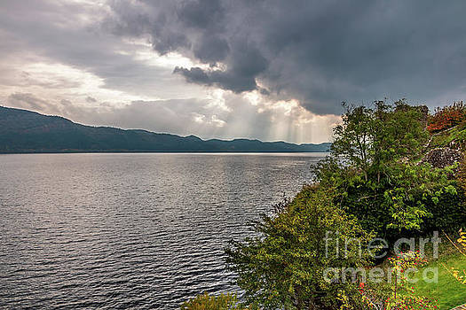 Any Sign of Nessie by Elizabeth Dow