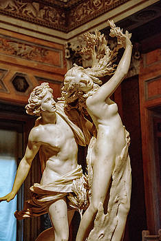Apollo and Daphne by Joseph Yarbrough