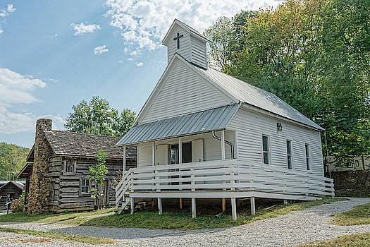 Sharon Popek - Appalachian Church