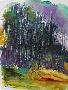 April Evening by John Williams