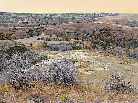 April on the Great Plains by Cris Fulton
