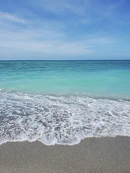 Aquamarine Waves by Stephanie McDowell
